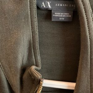 Armani Exchange Tops - Armani exchange fitting top/jacket